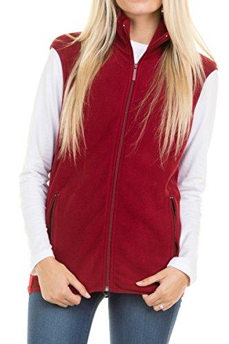 Unisex Fleece Vest Color - 1