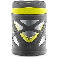 ZULU Fuel Vacuum-Insulated Food Jar, 10 Oz (Green)