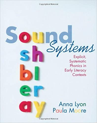 Amazon Sound Systems Explicit Systematic Phonics In Early