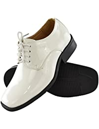 Amazon.com: White - Oxfords / Shoes: Clothing, Shoes & Jewelry