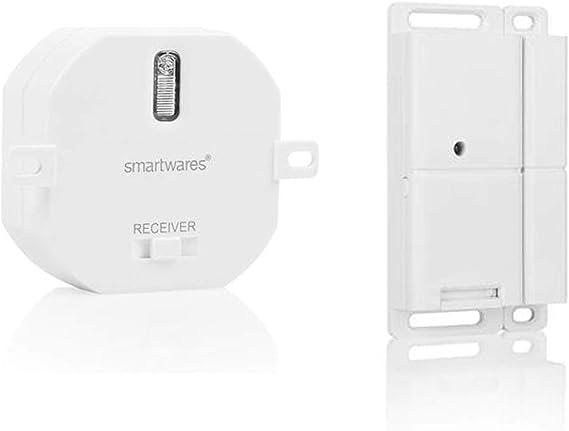 Smartwares controllo dell/'aria di scarico installazione Radio Interruttore cappa /& finestra Contatto