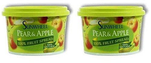 (2 Pack) - Sunwheel - Pear & Apple Spread | 300g | 2 PACK BUNDLE