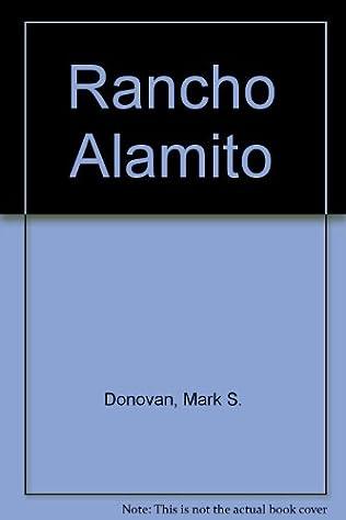 book cover of Rancho Alamito