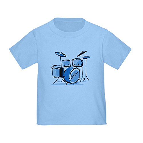 CafePress Drums Toddler T Shirt Cotton