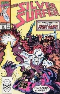 Silver Surfer #39 (Volume 3)