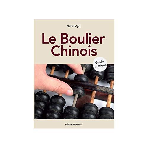 Livre Editions Mathello Ensemble Boulier Chinois