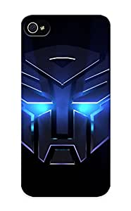 Iphone 5/5s Autobots - Transformers Print High Quality Tpu Gel Frame Case Cover For New Year's Day