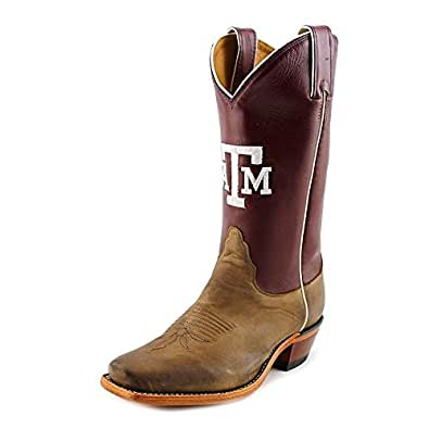amazoncom nocona college womens texas aampm cowgirl boot
