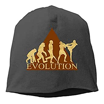 Amazon.com: Muay Thai Boxing Evolution Gold Winter Beanie
