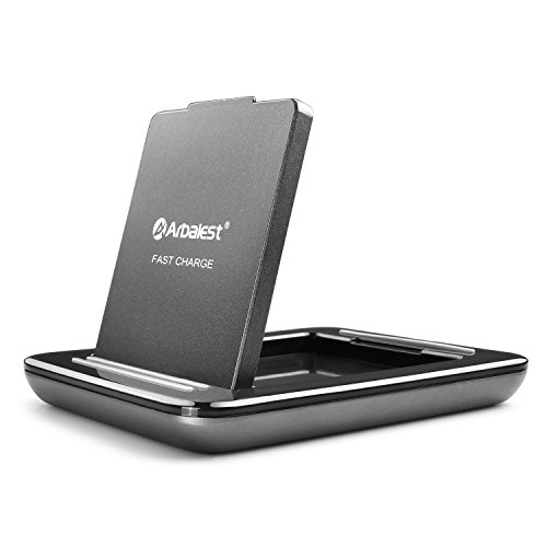 Arbalest Wireless Charger Fast Charging Ultra Slim Pad - Galaxy S4 Led Screen Replacement