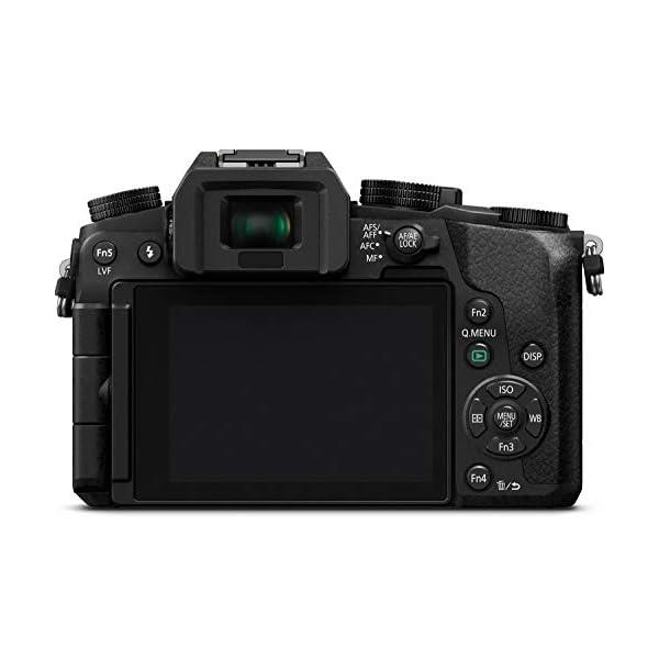 RetinaPix Panasonic LUMIX G7 16.00 MP 4K Mirrorless Interchangeable Lens Camera Kit with 14-42 mm Lens (Black)