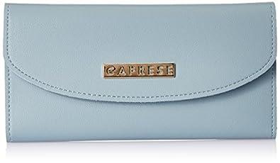 Caprese Kiko Women's Wallet (Blue) (Numbers 1)