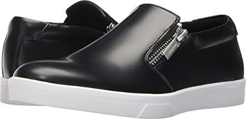 Calvin Klein Men's Ibiza Box Leather Fashion Sneaker