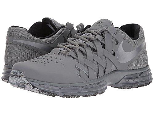 Nike Menns Måne Fingertrap Crosstrainer Grå