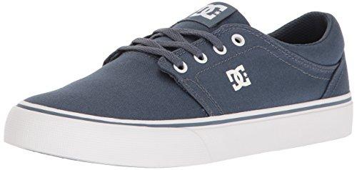 DC Trase TX M Shoe Frn, Sneaker Basse Uomo Indigo