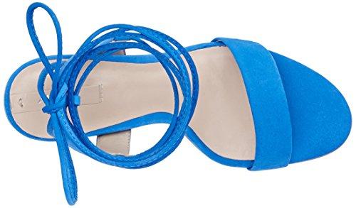 Aldo Marilyn - Sandalias de tobillo Mujer Azul - Blau (Bluette / 8)
