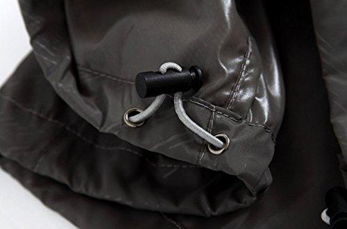 Lightweight Waterproof Rain Jacket UV Protect Quick Dry Windproof Skin Coat Active Outdoor Hoodie Coat Cycling Running Sport Jacket with Storage Bag for Men Women