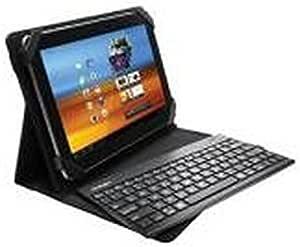 Kensington KeyFolio Pro 2 - Funda universal con teclado Bluetooth para tablet de 10