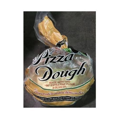 Stefano Premium Pizza Dough, 16 Ounce -- 24 per case.