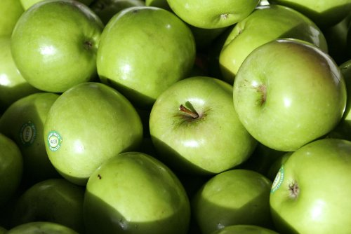 GRANNY SMITH APPLES FRESH PRODUCE FRUIT PER POUND