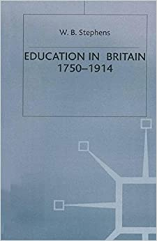 Education in Britain, 1750–1914 (Social History in Perspective)