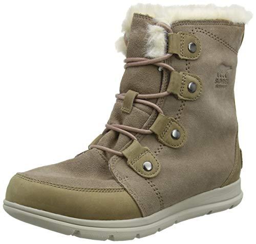 Sorel Explorer Joan Boot - Women's Ash Brown, 5.0