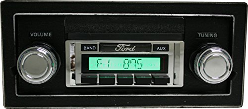 1973-1979 Ford Pickup Truck Custom Autosound USA-230 AM/FM Stereo Radio 200 watts (1979 Truck 1973 Ford)