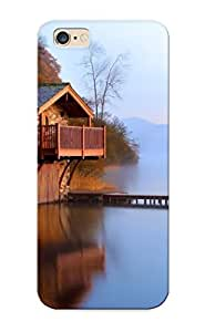 Pretty JAiggI-1084-GBQqJ Iphone 6 Case Cover/ Building City Clouds Nobody Original Scenic Shade Tomaknights Series High Quality Case For Thanksgiving Day's Gift Kimberly Kurzendoerfer