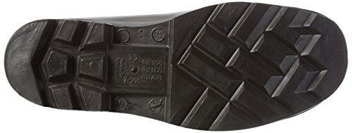 Ejendals Dunlop 462933 Purofort Bottes de sécurité Taille 38 Noir/Vert
