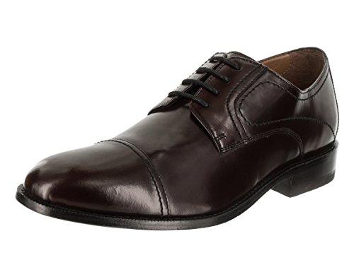 Tumble Men's Oxford Burgundy Limit Bostonian Calhoun HSwqTgv
