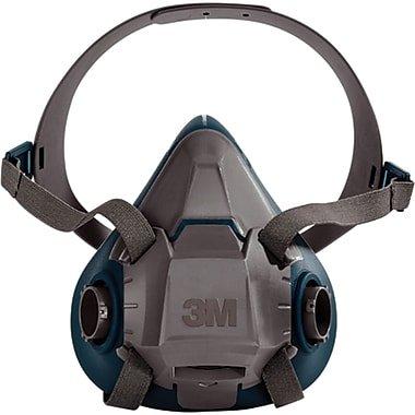 3M 6500QL Series Half Facepiece Respirators w/Quick-Latch Drop-Down Feature SEJ784