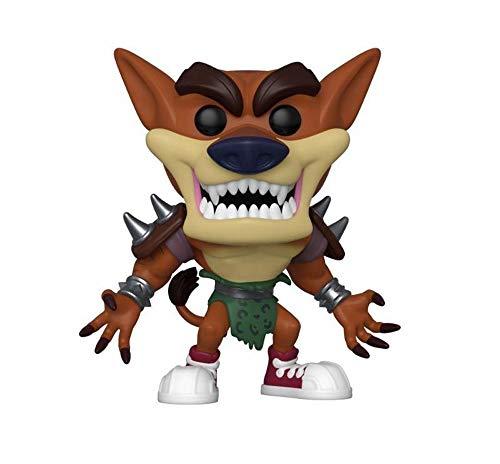 Funko Pop! Figura De Vinil Games Crash Bandicoot - Tiny Tiger