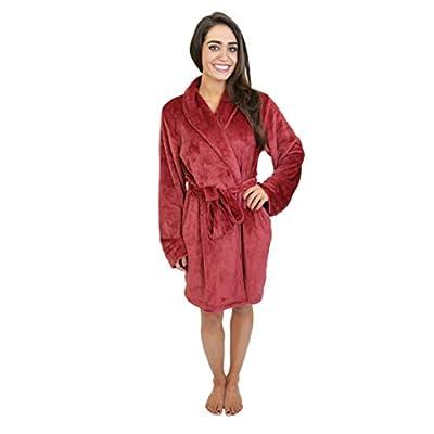 CHEROKEE Women's Plush Robe