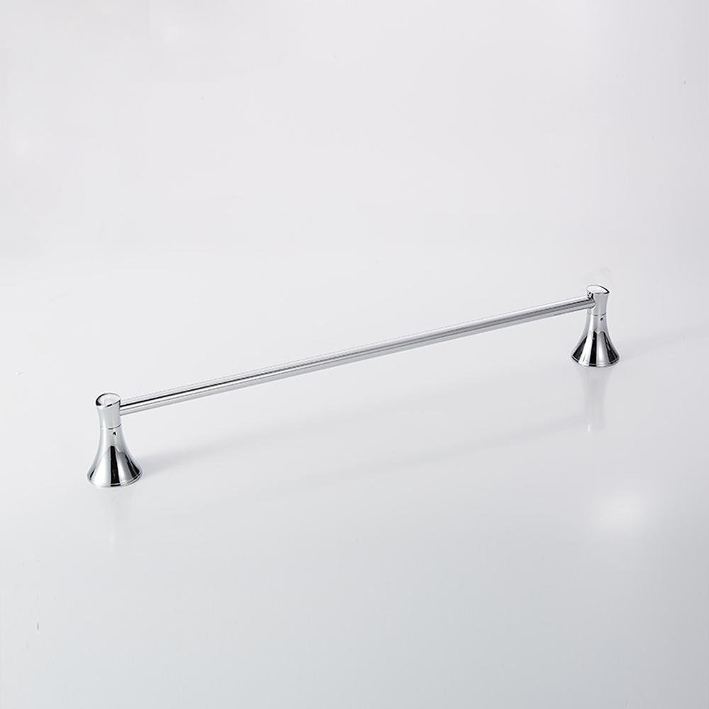 30%OFF KHSKX Chrome bathroom accessories Towel rack, strong corrosion resistance, single-layer sweater