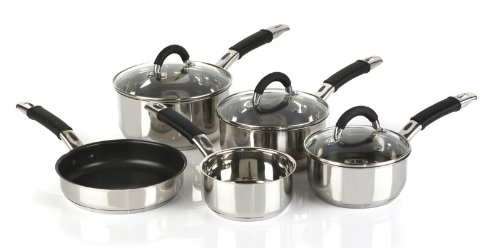 Russell Hobbs 5-Piece Fusion Pan Set CS00611