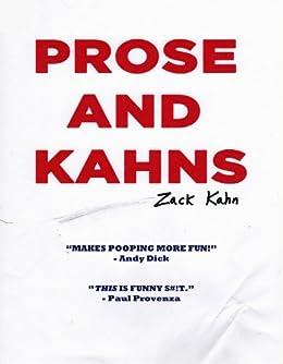 PROSE AND KAHNS by [Kahn, Zack]
