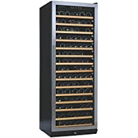 (DR) NFINITY PRO LXi RED 187-Bottles Wine Cellar, Wine Cooler w/ Steel Door (S1011)