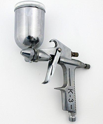 Navidad Venta ABEST 0,5 mm boquilla Pro Gravity alimentación Mini pistola de pintar aire