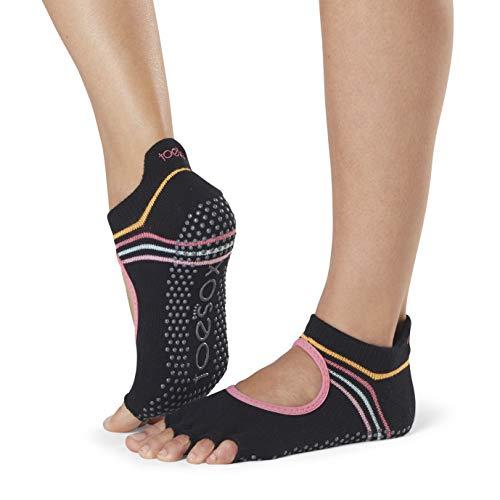 Ballet Pilates Socks non Grip Calze amp; Bellarina Yoga Donna Toesox Half Toe Beat slip For Barre t1q7t5w