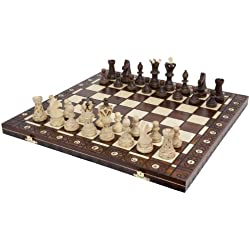 Wegiel Ambassador European Chess Board Game