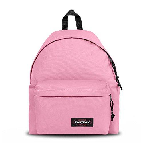 Eastpak Padded Pak'r Mochila Tipo Casual, Diseño Instant Crush, 24 Litros, Color Rosa Rosa (Powder Pink)