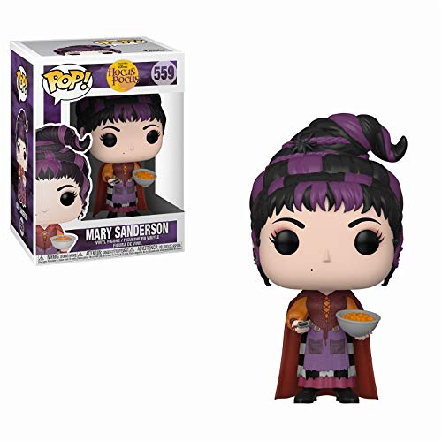 Pop! Figura de Vinilo Disney Hocus Pocus - Mary w/Cheese Puffs