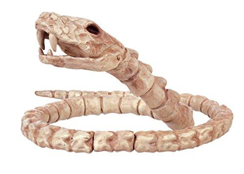 Crazy Bonez Slithering Skeleton Snake]()
