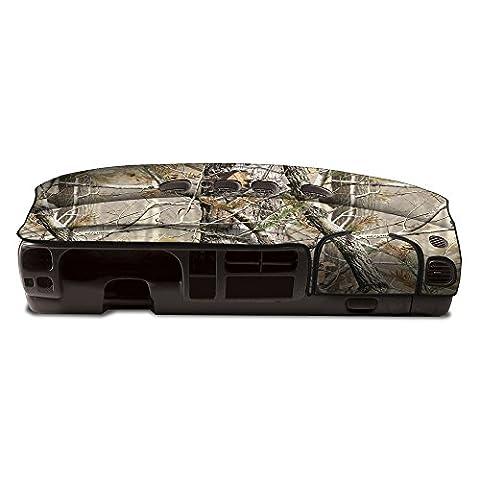 Coverking Custom Fit Dashboard Cover for Select Dodge RAM 2500/3500 Models - Velour (AP) (2002 Dodge Ram 2500 Dashboard)