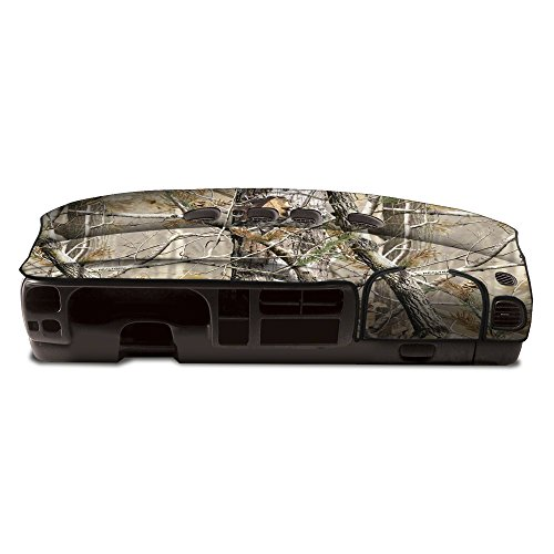 camo dash cover gmc sierra - 3