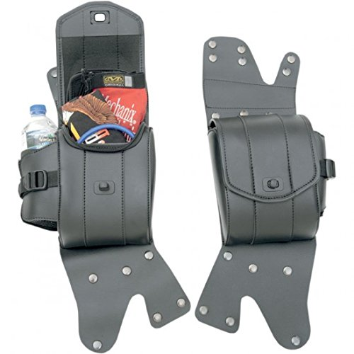 Saddlemen 3501-0715 Cruis'n Deluxe Saddlebag Guard Set