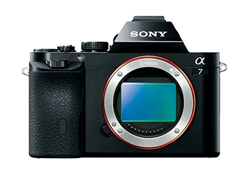 Sony a7 Full-Frame Mirrorless Digital Camera – Body Only