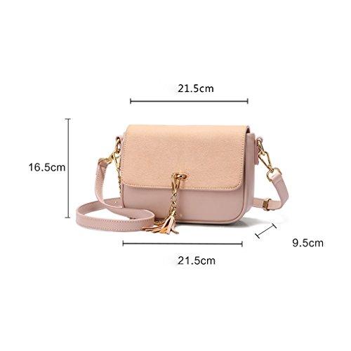 Mini Piazza Mano Messenger Borsa Prodotto Catena Piccolo Singolo Tassel Design Wild Bag Pacchetto A Tracolla pCwxapSH