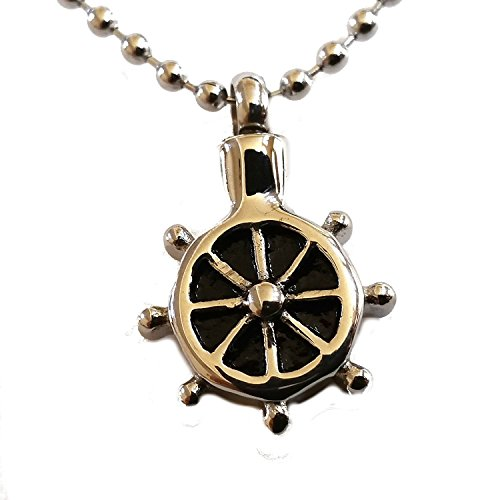 Cremation Necklace Stainless Pendant Jewelry product image