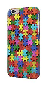 S0816 Puzzle Case Cover for IPHONE 5C